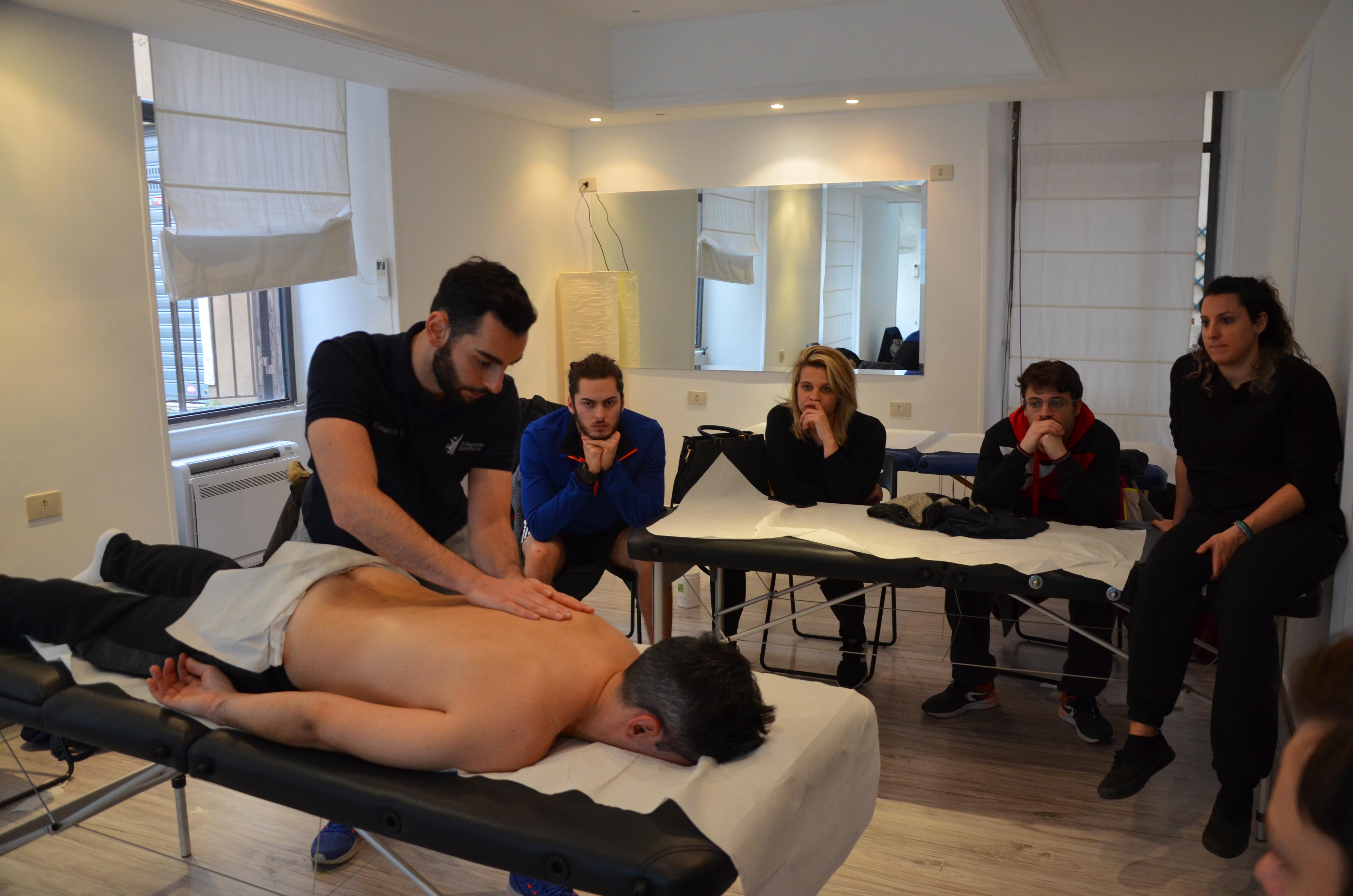 Corso Massaggio Base