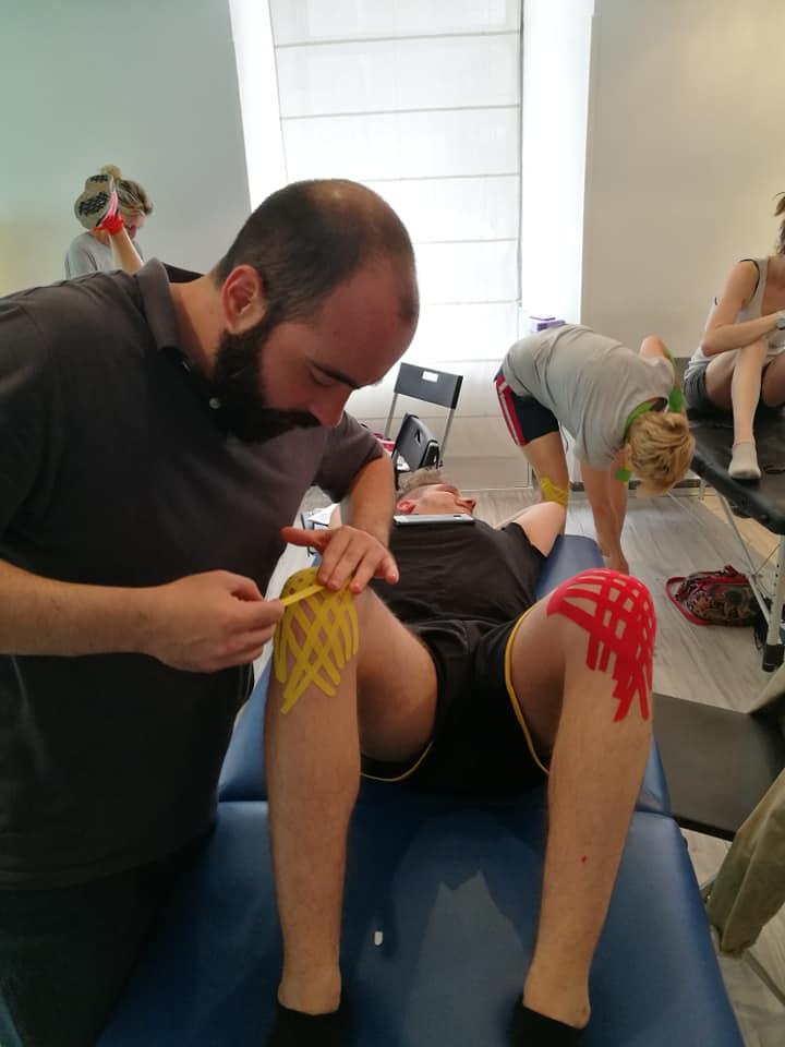 Taping Neuromuscolare Educazione Sanitaria