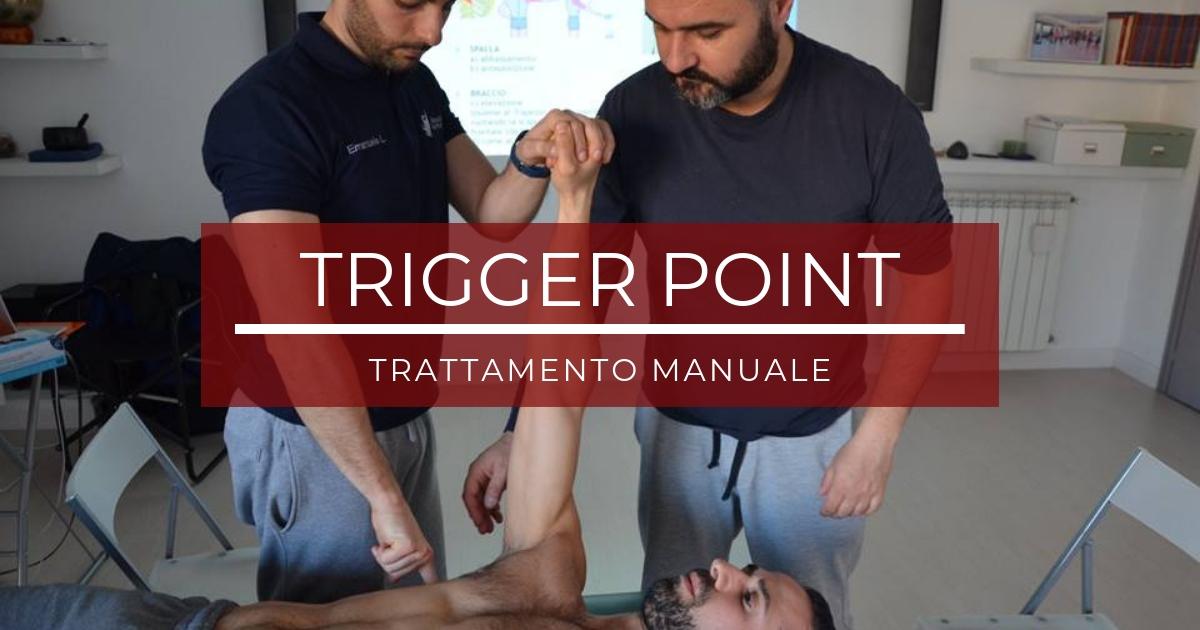 TRIGGER POINT - TRATTAMENTO MANUALE